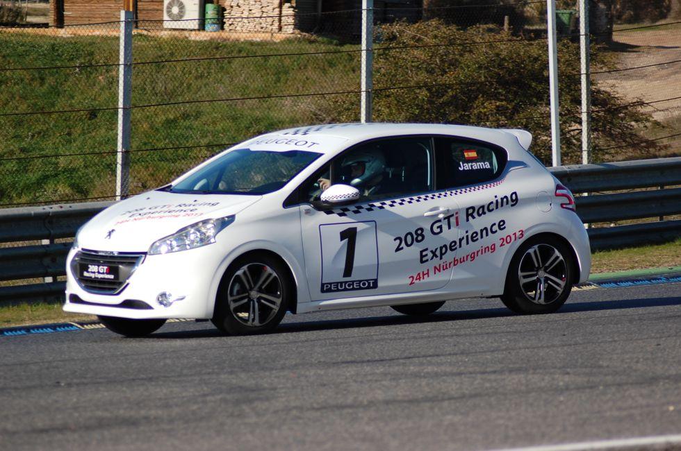 Ya hay finalistas para la Peugeot 208 GTI Racing Experience