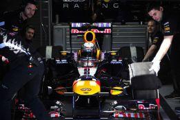 La FIA da otro aviso al equipo Red Bull por los mapas motor