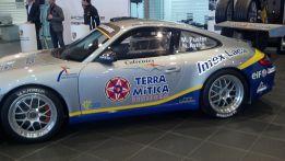 Miguel Fuster defenderá su corona con el Porsche 911