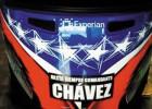Maldonado lucirá un mensaje en su casco en honor a Chávez