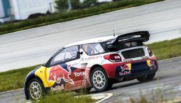 Loeb ha probado el Citroën del WTCC en el circuito del Jarama