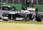 Williams sustituye el propulsor del monoplaza de Maldonado