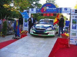 Se cancela la edición número 50 del Rally Príncipe de Asturias