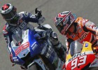 Pedrosa gana y estalla la guerra entre Mrquez y Lorenzo