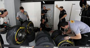 La FIA prohbe a Pirelli realizar los cambios en sus neumticos