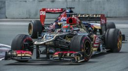 Lotus vende el 35 por ciento de sus acciones a un grupo inversor