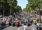 Los Harley Days de Barcelona reúnen a más de 21.000 motos