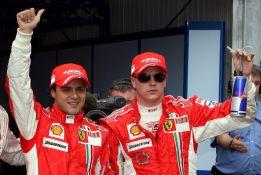 """Massa: """"Alonso y Raikkonen van a chocar en Ferrari"""""""