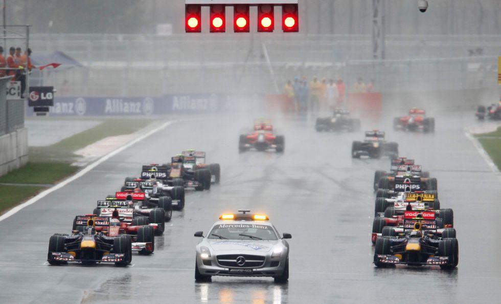 Mediapro renueva dos años más sus derechos sobre la Fórmula 1