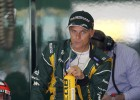 Kovalainen llevará el Lotus de Kimi en Austin e Interlagos