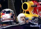 Sebastian Vettel se enfrenta al reto del ocho en el GP de EE UU