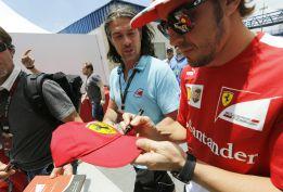 """Alonso: """"Soy subcampeón con el séptimo u octavo coche"""""""