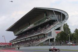 El GP de España generó 138 millones en su edición 2013