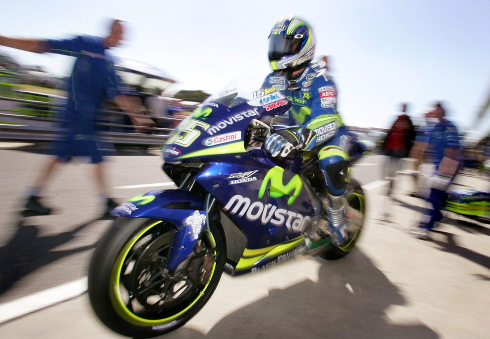 Movistar, cerca de un acuerdo con Yamaha para MotoGP