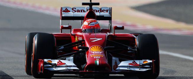 Pérez manda, Raikkonen mejora y Red Bull sigue con problemas