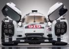 Porsche presenta el coche que pilotará Webber en Le Mans