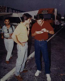 """Senna estaba predestinado, tenía un aura muy especial"" - AS.com"