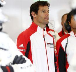 "Webber vuelve a Le Mans: ""El reto es traer el coche a casa"""