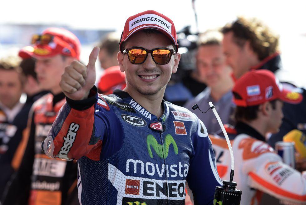Lorenzo y Yamaha se ponen de acuerdo para la renovación