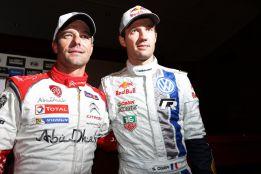 Sebastien Ogier fija en su diana otro récord de Loeb
