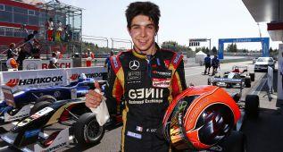 "Esteban Ocon: ""Voy a darlo todo por triunfar en Fórmula 1"""