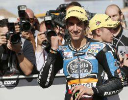 Álex Rins podría saltarse Moto2 para recalar en MotoGP ya el próximo año.