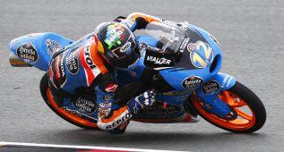 Álex Márquez fulmina el récord, con exhibición de Honda
