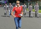 Rossi sustituye a Chilton en Spa