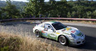 Sergio Vallejo encara el rally más complicado para Porsche