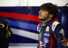 Carlos Sainz Jr. negocia con Lotus para el año que viene