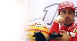 """Alonso: """"En seco no habríamos conseguido ser cuartos"""""""