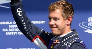 """Vettel: """"Sin lluvia no estaríamos en esta posición"""""""