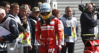 """Alonso: """"Si el coche arranca hago podio con facilidad"""""""