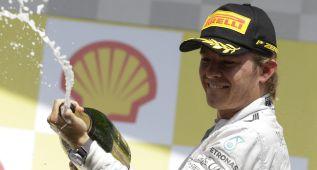 """Nico Rosberg: """"Este segundo puesto es decepcionante"""""""