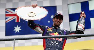"""Ricciardo: """"Mientras sea posible lucharé por el título"""""""