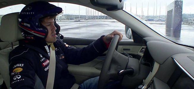 Vettel, primer piloto en probar el nuevo circuito de Sochi