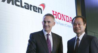 """Gran optimismo en Honda: """"Ganaremos carreras en 2015"""""""