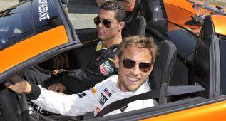 """Button: """"Fernando Alonso es un reto mayor que Vettel"""""""