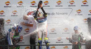 Morales completa la gesta con victoria en la carrera de SBK