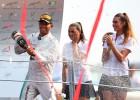 """Hamilton: """"Sigo en lucha por el Mundial y eso motiva"""""""