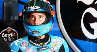 """Álex Rins: """"Me he sentido cómodo sobre la moto"""""""