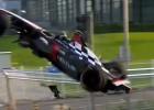 Fórmula E: gana Di Grassi y se estrella Heidfeld en el estreno