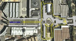 Montjuïc acogerá el tramo de superespecial del Cataluña