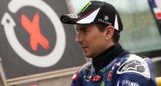 Lorenzo apadrina el GP de Aragón en busca del triunfo