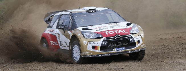 Citroën DS3 WRC, el último vehículo de una gran saga