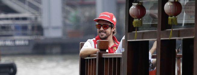 """Fernando Alonso: """"Puede que algún día tenga que hablar yo"""""""