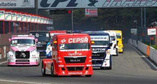 Albacete sigue líder tras lograr dos segundos en Zolder