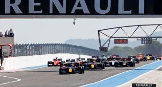 Golpe de autoridad de Carlos Sainz Jr. en Paul Ricard
