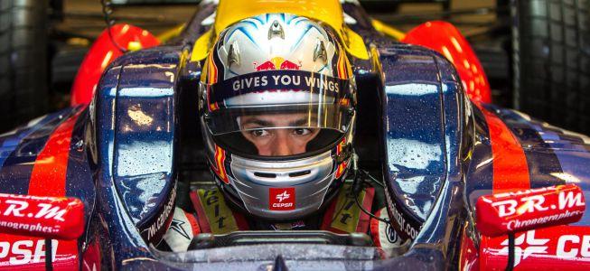 Exhibición de Sainz Jr. que casi deja sentenciado el título