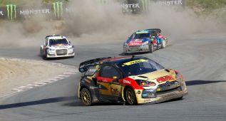 Solberg se proclama campeón del mundo de rallycross